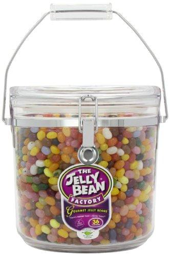 Preisvergleich Produktbild Jelly Bean Factory Mega Jar 4200 g,  1er Pack (1 x 4.2 kg)