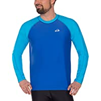 iQ-UV Herren Uv 300 Shirt Loose Fit Ls T