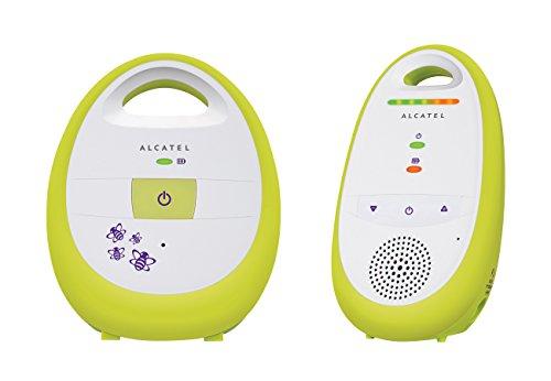 Alcatel Ecoute-Bébé Baby Link 100 Blanc/Anis