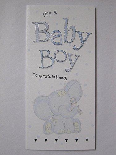 its a Baby Boy congratulazioni a gift for you Money in biglietto d' (Congratulazioni Nuovo Bambino)
