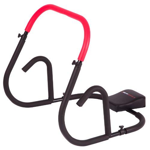 Ultrasport AB Trainer, ein Profi Bauchtrainer mit dem die Bauchmuskeln zu Hause intensiv trainiert werden können. Klappbar und deshalb nach dem Training platzsparend zu verstauen