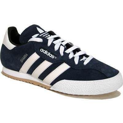 adidas Samba Suede Indoor Classic Football Trainers - 9