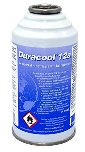 Preisvergleich Produktbild Duracool 12a Kältemittelbehälter - ersetzt R12 R134a und HFO 1234yf