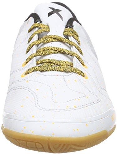 adidas X 15.3 Ct, Chaussures de Football Compétition Homme, Mehrfarbig Blanc / Jaune / Noir (Balcri / Brgrcl / Negbas)