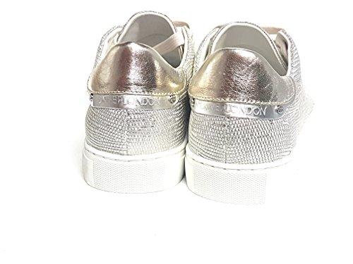 Crime London 25200ks1, Chaussures Basses Dames Or (platin)