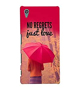 PRINTVISA Quotes Love Case Cover for Sony Xperia Z5::Sony Xperia Z5 Dual::Sony Xperia Z5 Premium