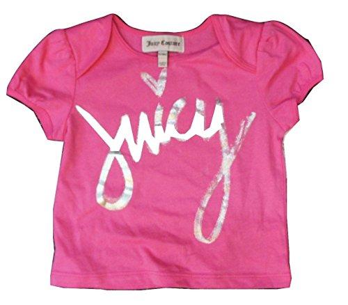 Juicy Couture - Combinaison de neige - Bébé (fille) 0 à 24 mois rose rouge 12-18 mois