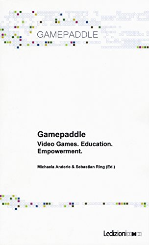 Gamepaddle. Video Games. Education. Empowerment