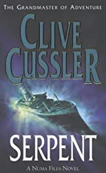 Serpent: Numa Files 1 by Clive Cussler (2002-09-02)