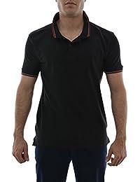 polos lee cooper berny mc 3248 garment wash noir