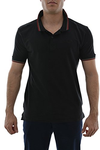 Lee Cooper -  Polo  - Uomo nero X-Large