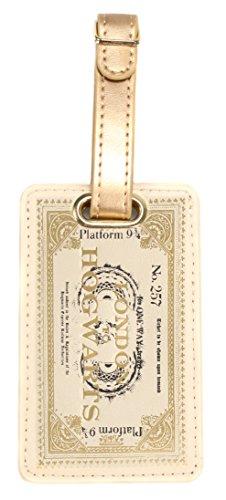 Etichetta per il bagaglio di Harry Potter - Londra per Hogwarts
