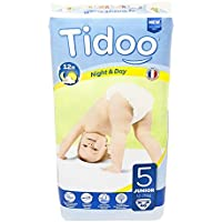 Tidoo - 46 Couches Night and Day - Junior (12-25kg)