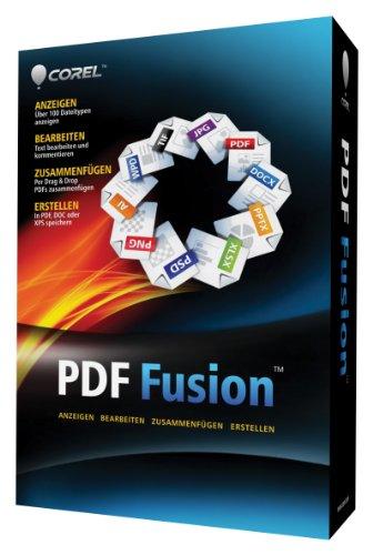 Corel PDF Fusion ( v. 1 ) - box pack