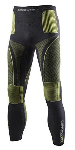 X-Bionic Unterwäsche Eacc.Evo Pants Long M - Pantalones, color gris, talla S/M
