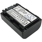 Cameron Sino 650mAh Batterie de rechange pour Sony DCR-HC46
