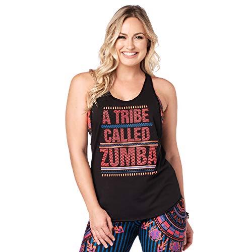 Zumba traspirante danza fitness palestra atletica camicia sciolto canotta per le donne allenamento muscolare tank per le donne - nero - l