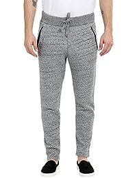 Zobello Heather Grey Pull On Sweatpants