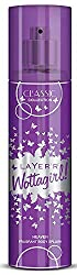 Layerr Wottagirl Classic Collection Heaven Fragrant Body Splash, 135ml,pack of 2