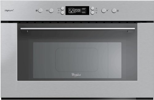 Whirlpool Europe Linea Ambient Microonde Space Chef, Metallo, Argento, 38.5x56x55 cm