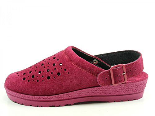 Rohde Neustadt D 1443 Zoccoli donna Pink