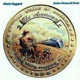 Merle Haggard - Amber Waves Of Grain (Vinyl-LP) (Epic 0074644022414) (Amber Hurricane)