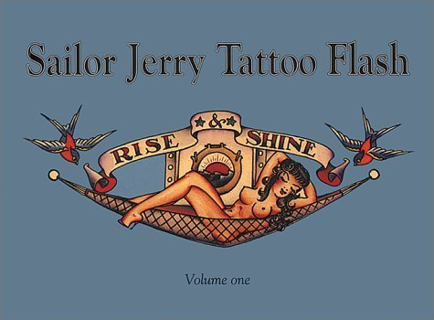 Sailor Jerry Tattoo Flash, Vol. 1 by Collins, Sailor Jerry (1996) Paperback (Sailor Jerry Flash)