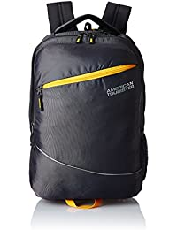 American Tourister 32 Ltrs Grey Laptop Backpack (AMT AERO Laptop BKPK 02-Grey)