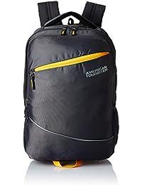 American Tourister 32 Ltrs Grey Laptop Backpack (AMT AERO Laptop BKPK 02-Grey)