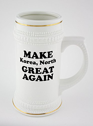 beer-mug-with-golden-rim-of-make-korea-north-great-again