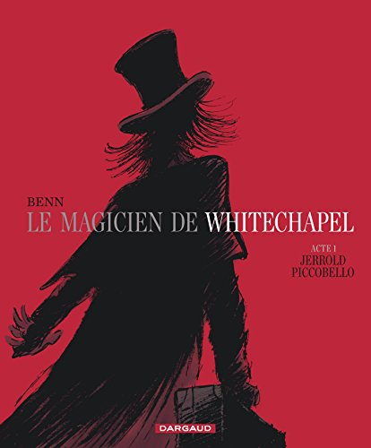 Le Magicien de Whitechapel - tome 1 - Jerrold Piccobello