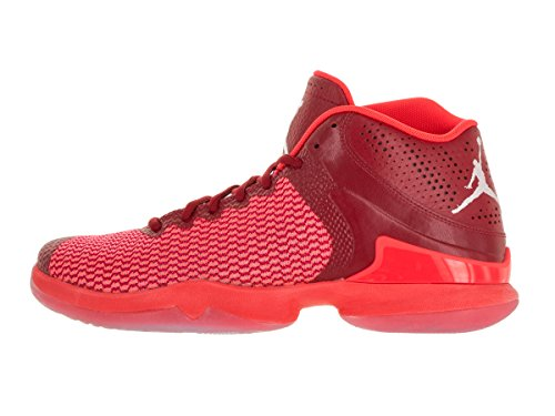 Nike Jordan Super.Fly 4 Po, Chaussures de Sport-Basketball Homme Gym Red/White/Infrared 23