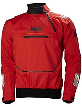 Helly Hansen Hp Foil Smock Chaleco, Hombre, Rojo (Rojo 222), Medium (Tamaño del Fabricante:M)