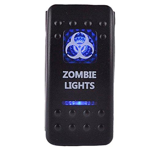 dingang-12v-20a-bar-carling-bar-rocker-switch-blue-led-zombie-lighted-car-boat-sales
