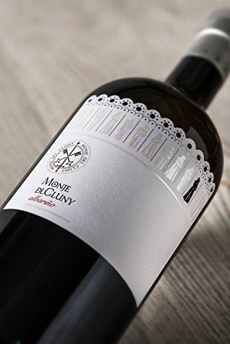 MONJE DEL CLUNY vino blanco Albariño D.O.Rias Baixas