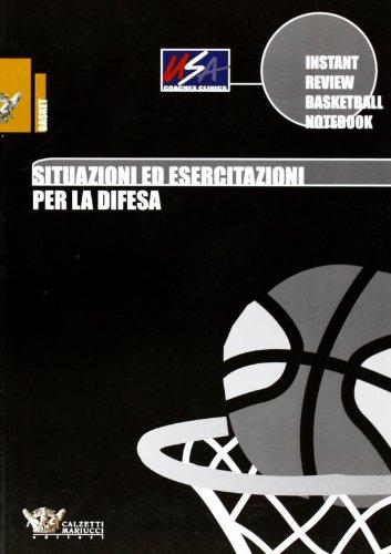 Situazioni ed esercitazioni per la difesa (Basket collection)