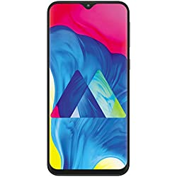 Samsung Galaxy M10 (Charcoal Black, 3GB RAM, 32GB Storage)