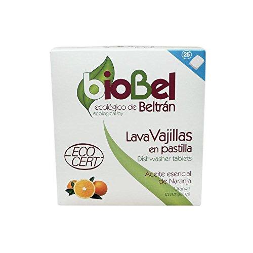 Biobel Pastillas Lavavajillas - 25 Unidades
