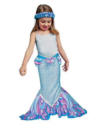 Dreamy Dress-Ups 71623Aqua Blau Meerjungfrau Schwanz dreamyfins