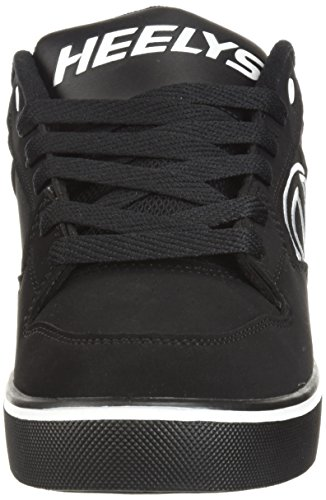 Mens Movimento Moda Bianco Più Nero Heelys Sneaker 8SxqPxA