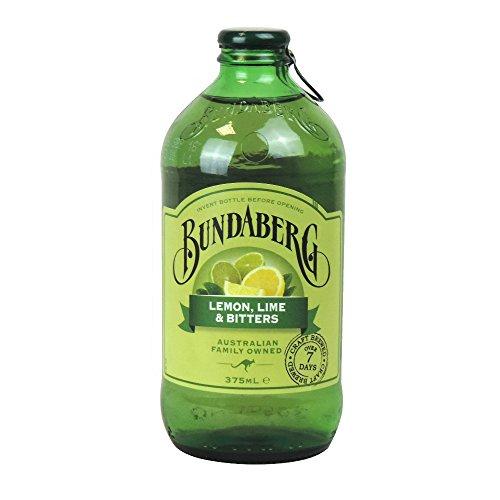 Bundaberg - Lemon Lime & Bitters - 375ml (Case of 12)