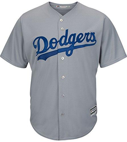 Majestic Los Angeles Dodgers Cool Base MLB Trikot Alternate Road (XL)