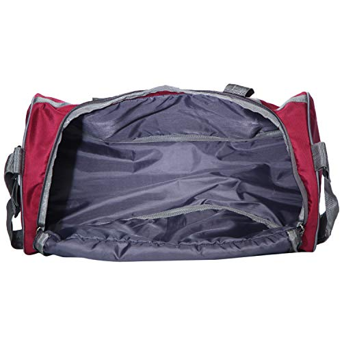 fd54538741aa 43% OFF on adidas neo Polyester 17.5 cms Conavy Gym Bag (CE0041) on ...