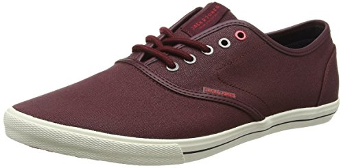 JACK & JONES Herren Spider Sneaker Red (Port Royale)
