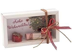 ZauberDeko Geldgeschenk Verpackung Weihnachten Geschenk