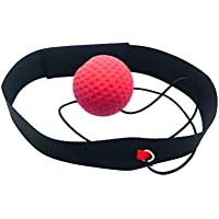 WINOMO Boxing Reflex Ball Fight Ball Reflex for Training to Improve Reactions and Speed