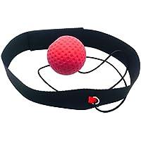 WINOMO Boxen Training Ball mit Kopfband für Reaktionen und Geschwindigkeit zu verbessern