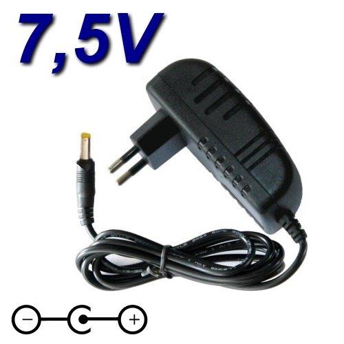 TOP CHARGEUR * Netzteil Netzadapter Ladekabel Ladegerät 7.5V für Ersatz PLAYSTATION 1 PS ONE PSONE