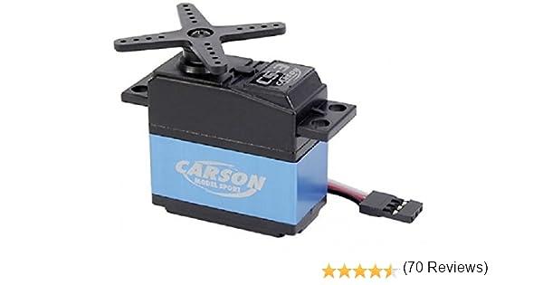 3 KG//JR Carson 500502015 Servo comando CS-3