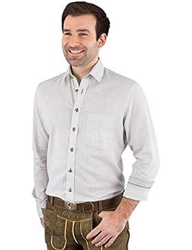Arido Trachtenhemd Herren Langarm 2886 3115 32 43